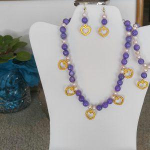 Purple Jade Set